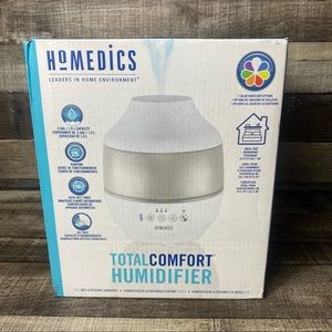 Homedics .5 Gallon Cool Mist Humidifier